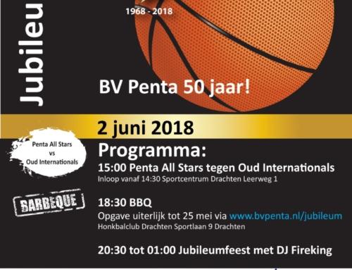 Programma Jubileumfeest 2 juni